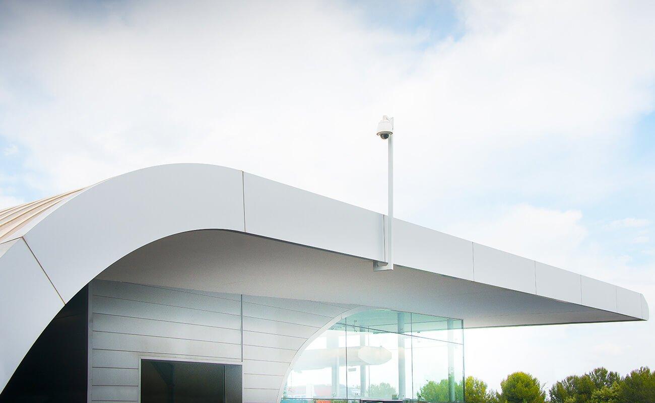 Fontès Architecture - CONCESSION BMW LATTES