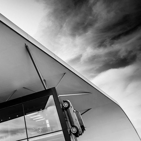 concession BMW- Fontès Architecture