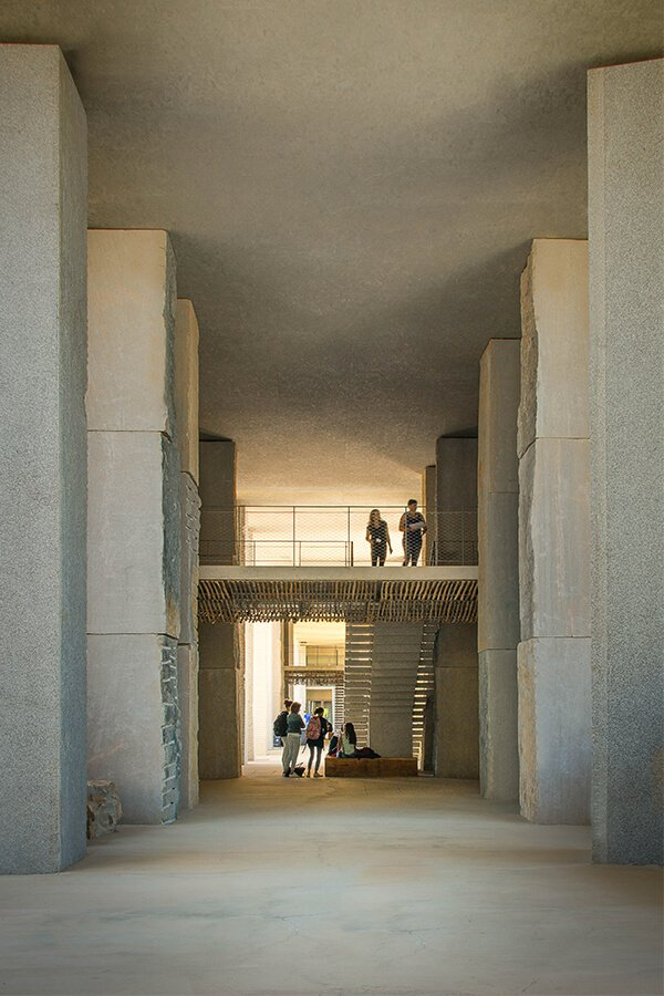 Lycée Marc Bloch - Fontès Architecture