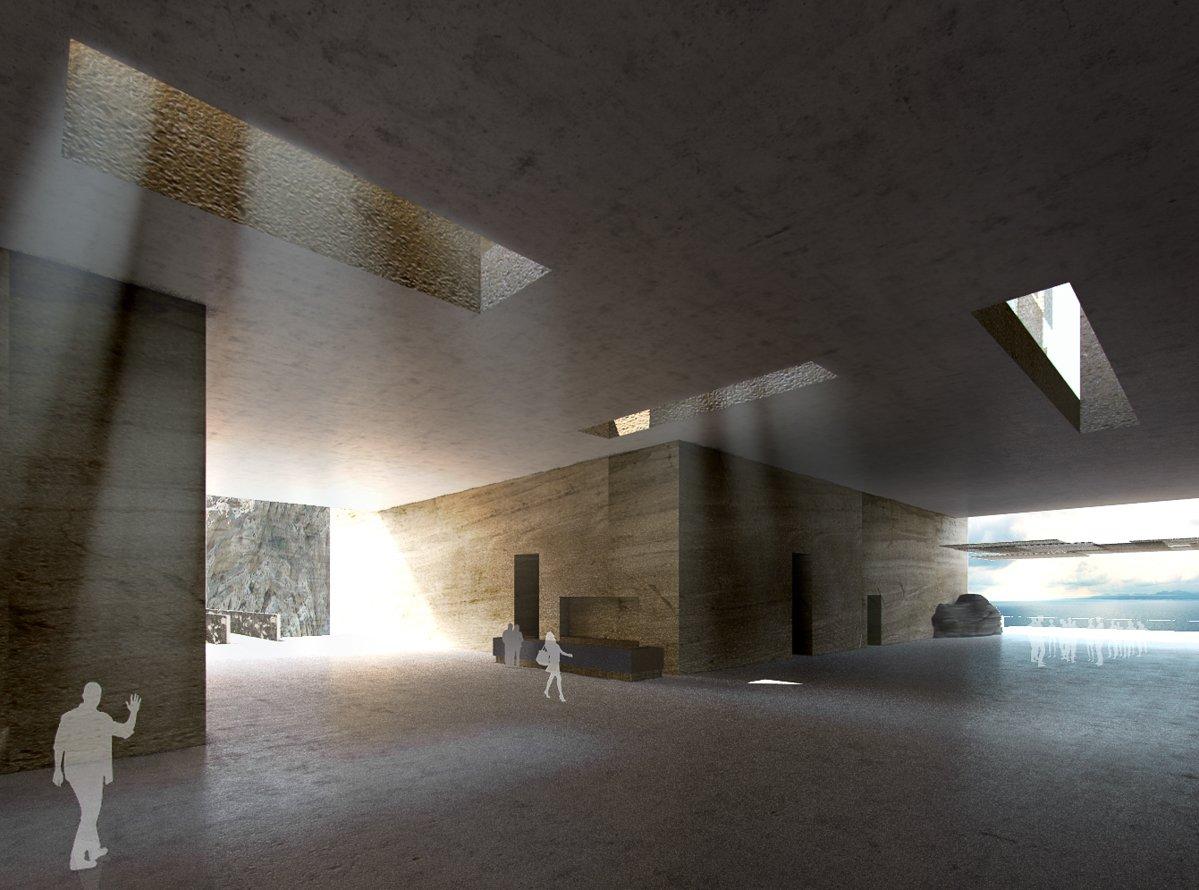 Fontès architecture - oman intérieur